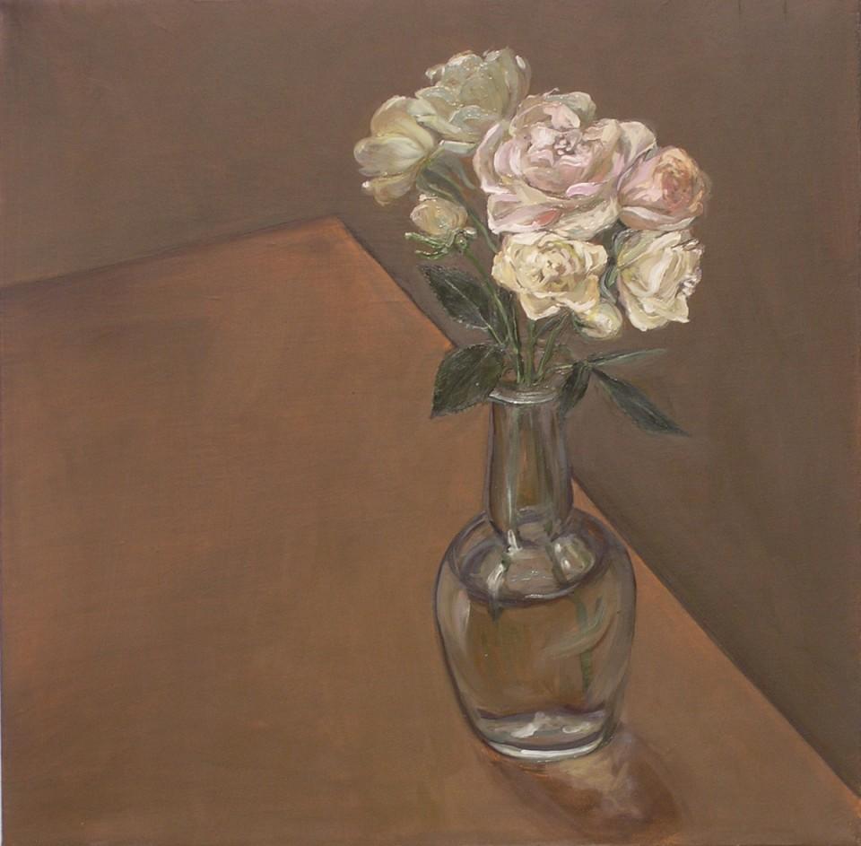 White Roses, Jen Mazza, 2010
