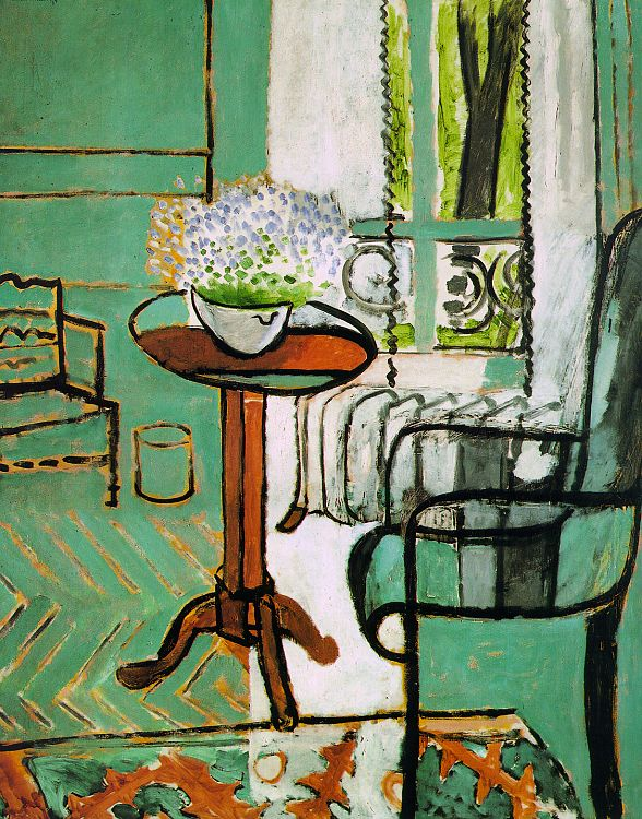 Matisse, The Window