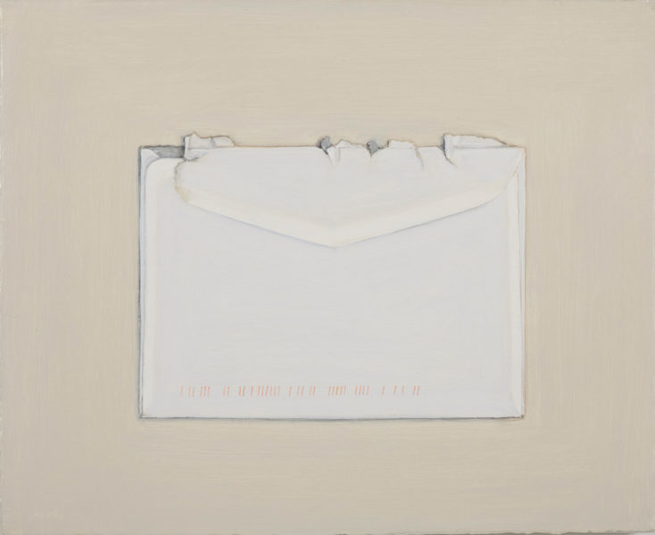Security envelope (grey), 9 x 11 inches,2014